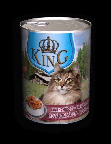 King Cat 415g Marha