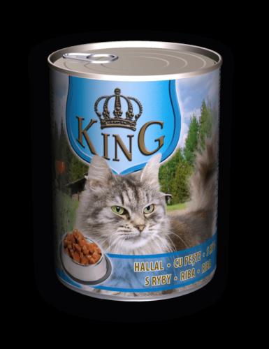 King Cat 415g Hal