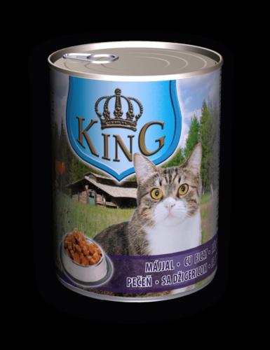 King Cat 415g Máj