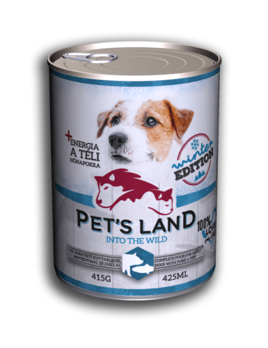 PL petsland dog 415g pork-fish-winter