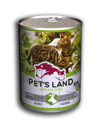 PL petsland cat 415g game