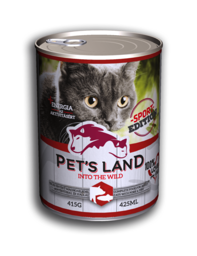 PL petsland cat 415g pork-fish-sport