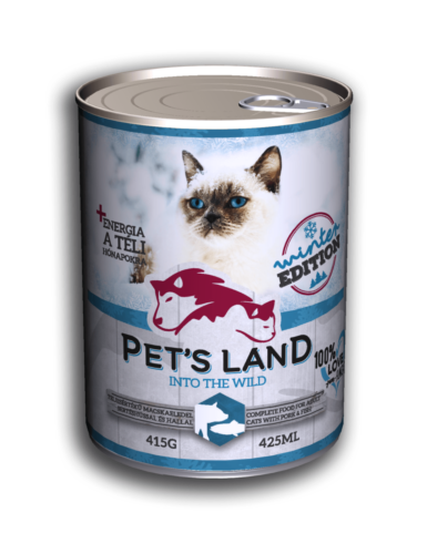 PL petsland cat 415g pork-fish-winter