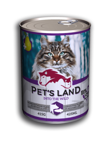 PL petsland cat 415g pork-fish