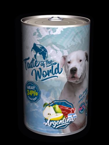 TOTW kutya  1240g ENG argentina