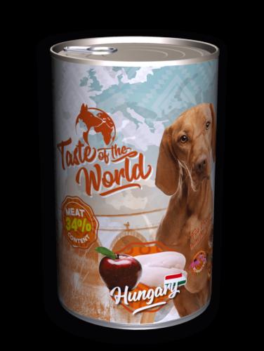 TOTW kutya  1240g ENG hungary